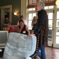 Michel Louisville Meeting Sue Grafton.jpg